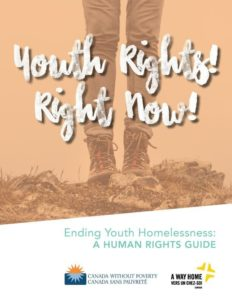 Youth Rights Cover Page