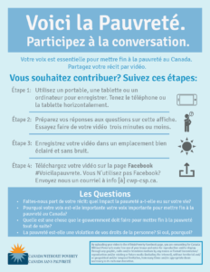 Instructional Poster French