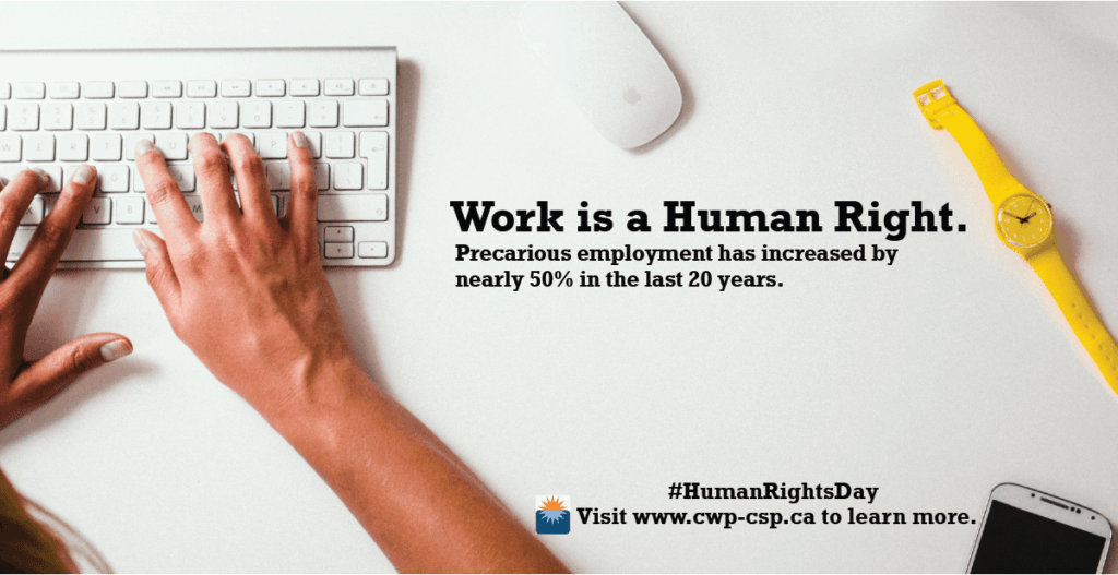 Labour rights are human rights